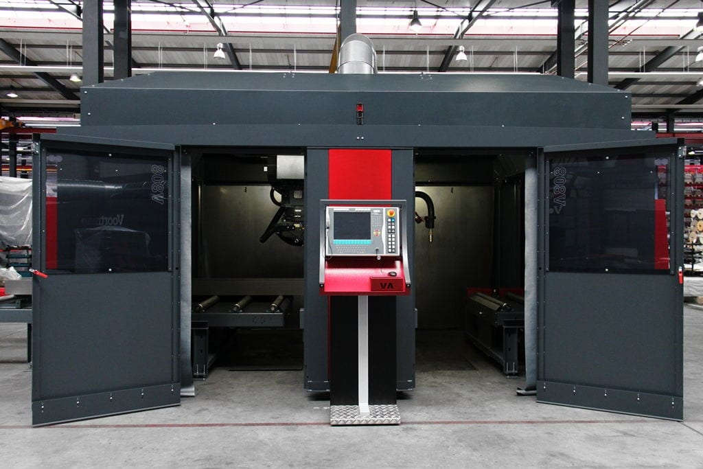 Voortman V808m 04 Automated Cutting Machinery