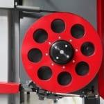 VB saw wheel side profile