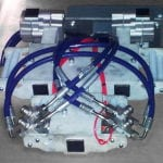surface treatment paint pump