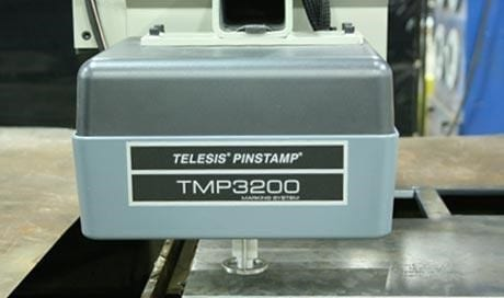 Telesis Pinstamp Automated Cutting Machinery