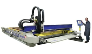 Metal Master Xcel Full machine on white background