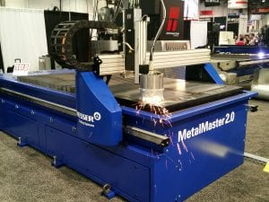 Messer Metal Master 2.0 Cutting