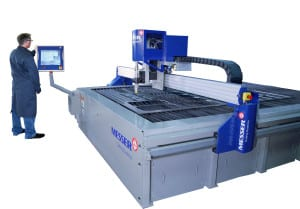 Messer EdgeMAX CNC Plasma cutting machine
