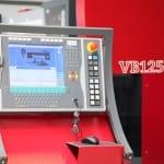 VB Saw control panel