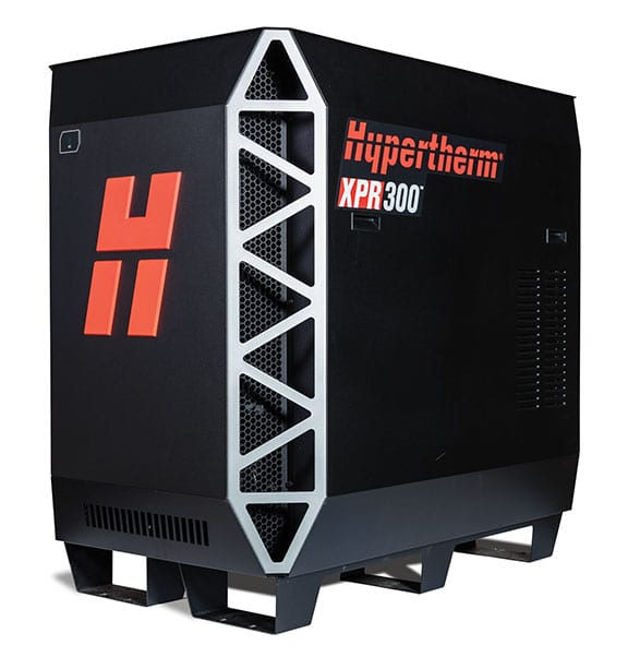 "Just Released! Hypertherm's ""XPR300"" XTREME Plasma System"